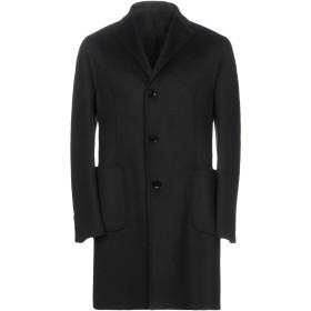 《期間限定 セール開催中》TAGLIATORE メンズ コート ダークブルー 52 バージンウール 100%