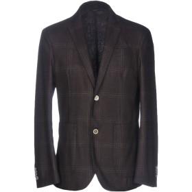 《セール開催中》AT.P.CO メンズ テーラードジャケット ココア 48 ウール 60% / ポリエステル 30% / ナイロン 10%