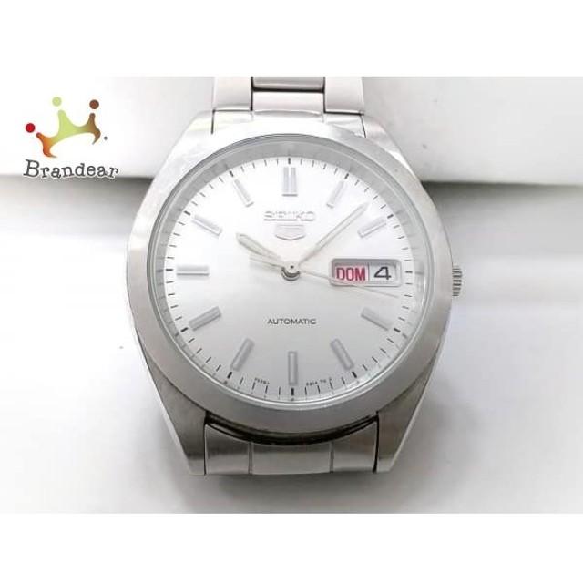 167a82d84b セイコー SEIKO 腕時計 7S26-0420 メンズ 裏スケ シルバー 値下げ 20190615