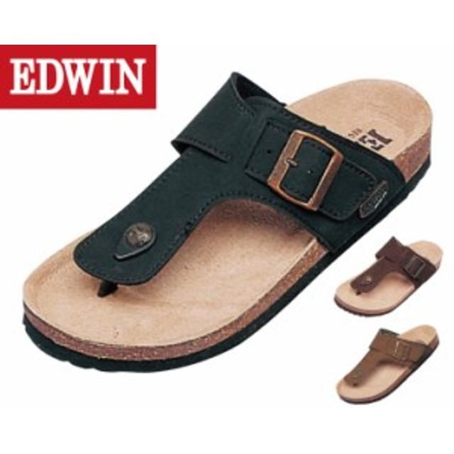 EDWIN エドウィン サンダル EW9123