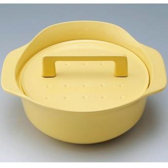 ノーリツ 純国産南部鉄器 ホーロー鍋 イエロー (LP0122YE) HM 0705582 ハーマン>調理器具・お手入れ品 [新品]