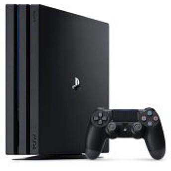 【中古】PlayStation4 Pro ジェット・ブラック 1TB PS4 本体/ 中古 ゲーム