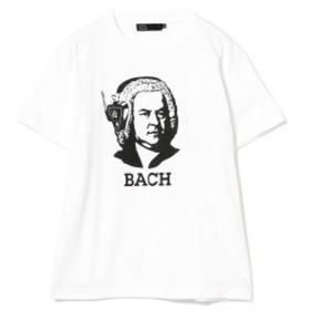 TOKYO CULTUART by BEAMS / BACH Tシャツ メンズ Tシャツ WHITE M
