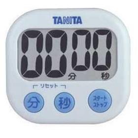 タニタ デカミエタイマー (TD-384-WH)