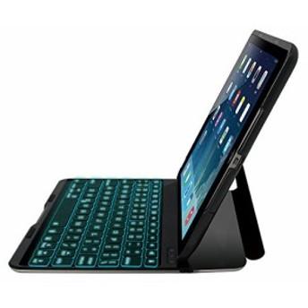マグレックス Backlight Bluetooth キーボード for iPad Air ( ケース一体型 / 7color LED / ブラック