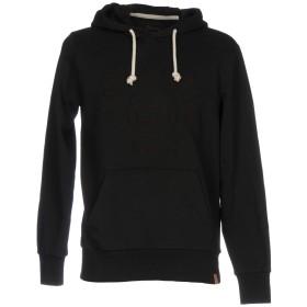 《期間限定セール開催中!》PENN-RICH WOOLRICH (PA) メンズ スウェットシャツ ブラック XXL コットン 70% / ポリエステル 30%