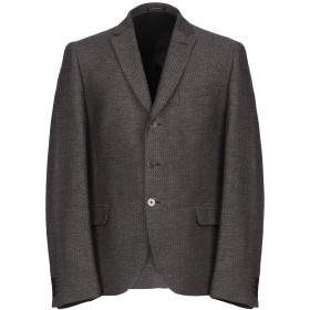《期間限定セール開催中!》DANIELE ALESSANDRINI メンズ テーラードジャケット 鉛色 52 コットン 40% / ポリエステル 25% / ウール 20% / アクリル 10% / 指定外繊維 5%