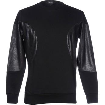 《期間限定セール開催中!》MADD メンズ スウェットシャツ ブラック XL 100% コットン