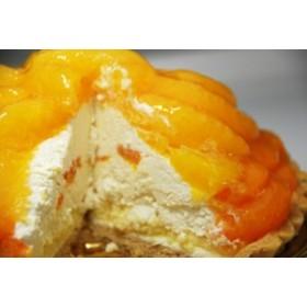 さっぱりフルーティー 贅沢 オレンジ&みかんタルト (代引き不可)【冷凍便】