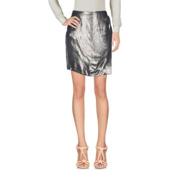 《セール開催中》IRO レディース ひざ丈スカート 鉛色 34 キュプラ 100%