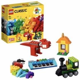 レゴ クラシック アイデアパーツ<Sサイズ> 11001 おもちゃ こども 子供 レゴ ブロック 4歳~ LEGO