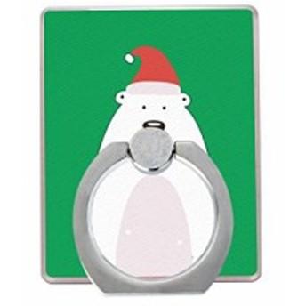 バンカーリング 落下防止 指輪型 ホールドリング スタンド スマホリング iphone8 plus iphone x 全機種対応 クリスマス [並行輸