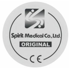 スピリット・メディカル社 ダイヤフラム(成人用) カラー:透明 P-232-1