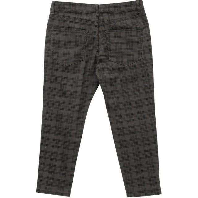 その他パンツ・ズボン - JIGGYS SHOP ◆roshell(ロシェル)チェック&ストライプクロップドパンツ◆