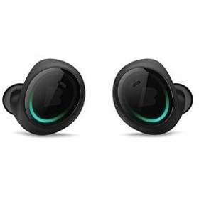 【工場再生品】BRAGI ブラギ THE DASH Black ワイヤレス Bluetooth コードレスイヤフォン [並行輸入品]