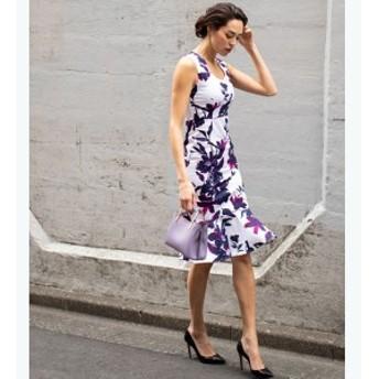 アンビエント(AMBIENT)/フラワーマーメイドドレス