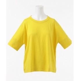[マルイ]【セール】【洗える】コンパクトリネンジャージー Tシャツ/カルバン・クライン ウィメン(Calvin Klein women)