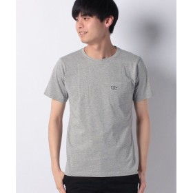 【21%OFF】 イッカ 汗染み軽減ポケ付きTシャツ メンズ グレー S 【ikka】 【セール開催中】