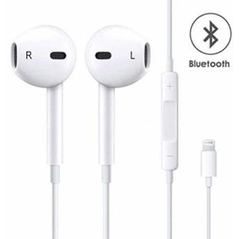 BestTrendy iphone イヤホン Lightning イヤフォン 高音質 Bluetooth接続要 充電不要で使用 リモコン付き マイク付