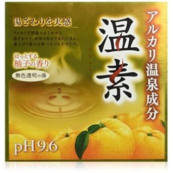 温素 柚子の香り 30g*15包(入浴剤)