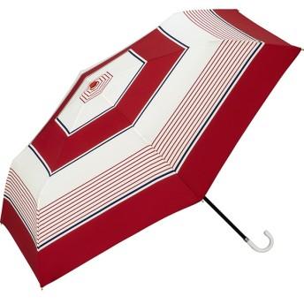 [マルイ]【セール】【雨傘】 クラシックボーダーmini(折りたたみ傘/レディース)/w.p.c(WPC)