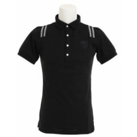 セントアンドリュース(ST.ANDREWS)ゴルフウェア メンズ クールマックスポロシャツ 042-8160459-010 (Men's)
