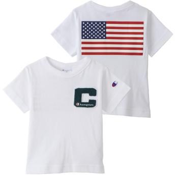 キッズ Tシャツ 19SS キャンパス チャンピオン(CS4963)【5400円以上購入で送料無料】