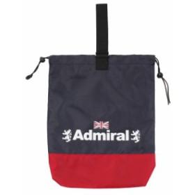 アドミラル(Admiral)巾着シューズケース ADMZ9STG-TRI (Men's)