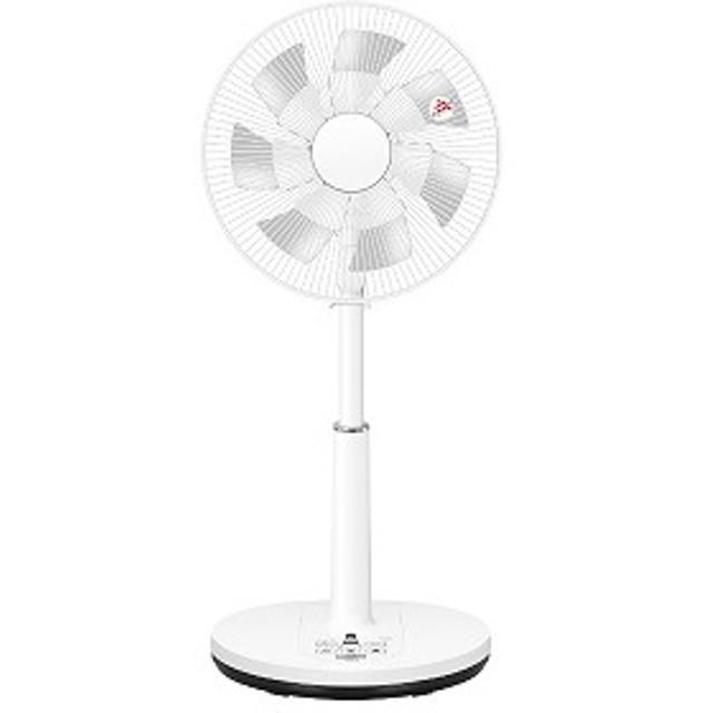 山善 リビング扇風機 リモコン付き 【ビックカメラグループオリジナル】[DCモーター搭載/7枚羽根] BLXHED303