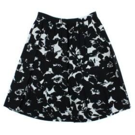 Ballsey / ボールジー レディース スカート 色:黒x白(総柄) サイズ:34(XS位)