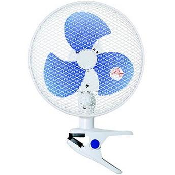 山善 ミニ扇風機 卓上扇風機 YCS-D237(W) ホワイト