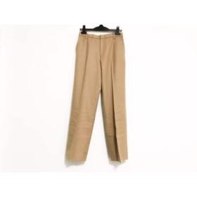 【中古】 ユキトリイ YUKITORII パンツ サイズ38 M レディース ブラウン INTERNATIONAL