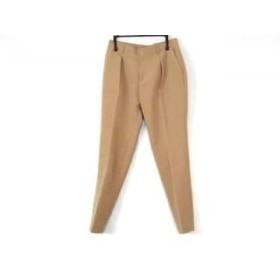 【中古】 ユナイテッド トウキョウ UNITED TOKYO パンツ サイズ2 M レディース ライトブラウン