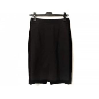 【中古】 ピンキー&ダイアン Pinky & Dianne スカート サイズ36 S レディース 黒