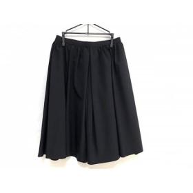 【中古】 ルネ Rene スカート サイズ36 S レディース 黒