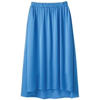49%OFF【レディース】 フィッシュテールスカート ■カラー:ブルー ■サイズ:L,3L