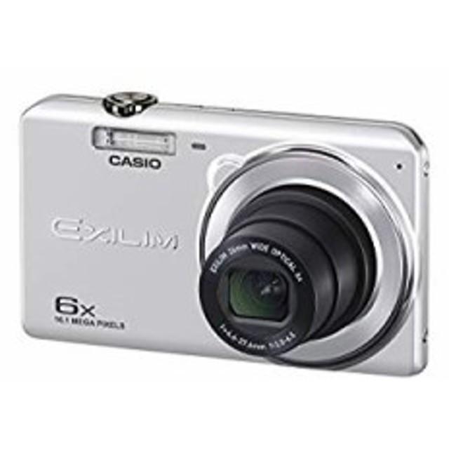 【中古 良品】 CASIO デジタルカメラ EXILIM EX-ZS28SR 広角26mm 光学6倍ズ