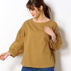 [マルイ]【セール】刺繍袖プルオーバーブラウス/リラシク(LILASIC)