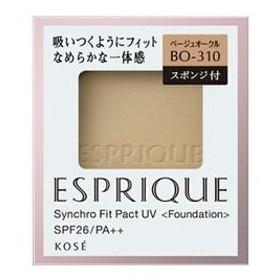 コーセー エスプリーク シンクロフィット パクト UV レフィル #BO-310 ベージュオークル(配送区分:B)