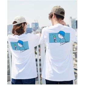 ROPE' PICNIC 【WEB限定】【Rooo Lou×ROPE' PICNIC】COLLABORATION Tshirt(ホワイト系(12))【返品不可商品】