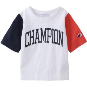 キッズ ハーフスリーブTシャツ 19SS キャンパス チャンピオン(CS4962)【5400円以上購入で送料無料】
