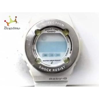 カシオ CASIO 腕時計 Baby-G BG-1301 レディース 白 値下げ 20190825