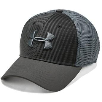 アンダーアーマー(UNDER ARMOUR) メンズ ゴルフ バニッシュ クラシックメッシュキャップ グレー LGXL 1305017 010 キャップ 帽子 日よけ ゴルフ用品 UA