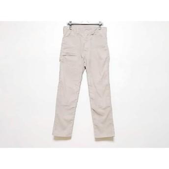 【中古】 ディーゼル DIESEL パンツ サイズ28 メンズ グレー コーデュロイ