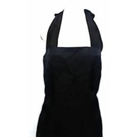ケイタマルヤマ KEITA MARUYAMA ワンピース サイズ1 S レディース 黒 リボン/刺繍【中古】