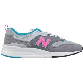 《期間限定 セール開催中》NEW BALANCE メンズ スニーカー&テニスシューズ(ローカット) グレー 7 革 / 紡績繊維 997