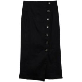 Mila Owen ミラオーウェン セットアップ ボタンデザインタイトスカート レディース