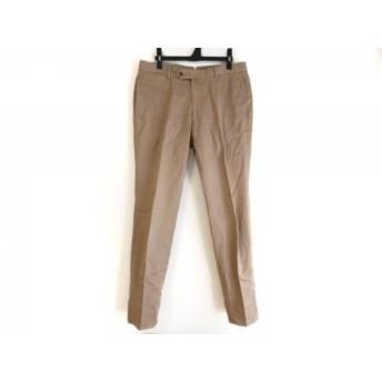 【中古】 トゥモローランド TOMORROWLAND パンツ サイズ50 メンズ ベージュ