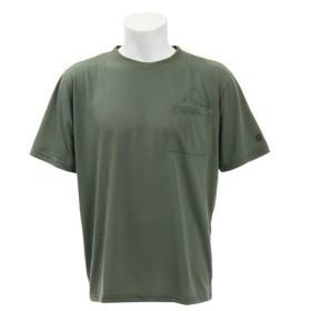 デュアリグ(DUARIG) DFCポケット半袖Tシャツ 863D9FT9355KHK (Men's)