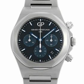 48回払いまで無金利 ジラールペルゴ ロレアート クロノグラフ 38mm 81040-11-631-11A 新品 メンズ 腕時計